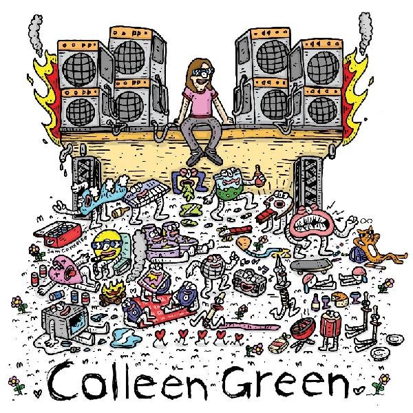 Colleen Green - Casey's Tape / Harmontown Loops LP