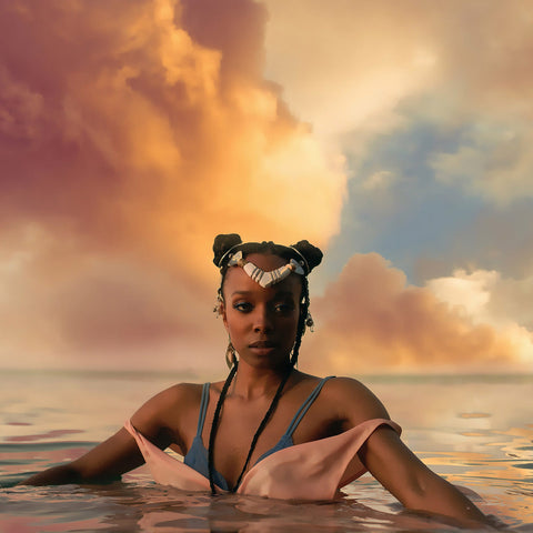 Jamila Woods - HEAVN LP (Ltd White Vinyl Edition)