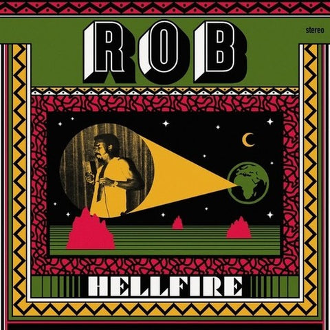 Rob - Hell Fire LP