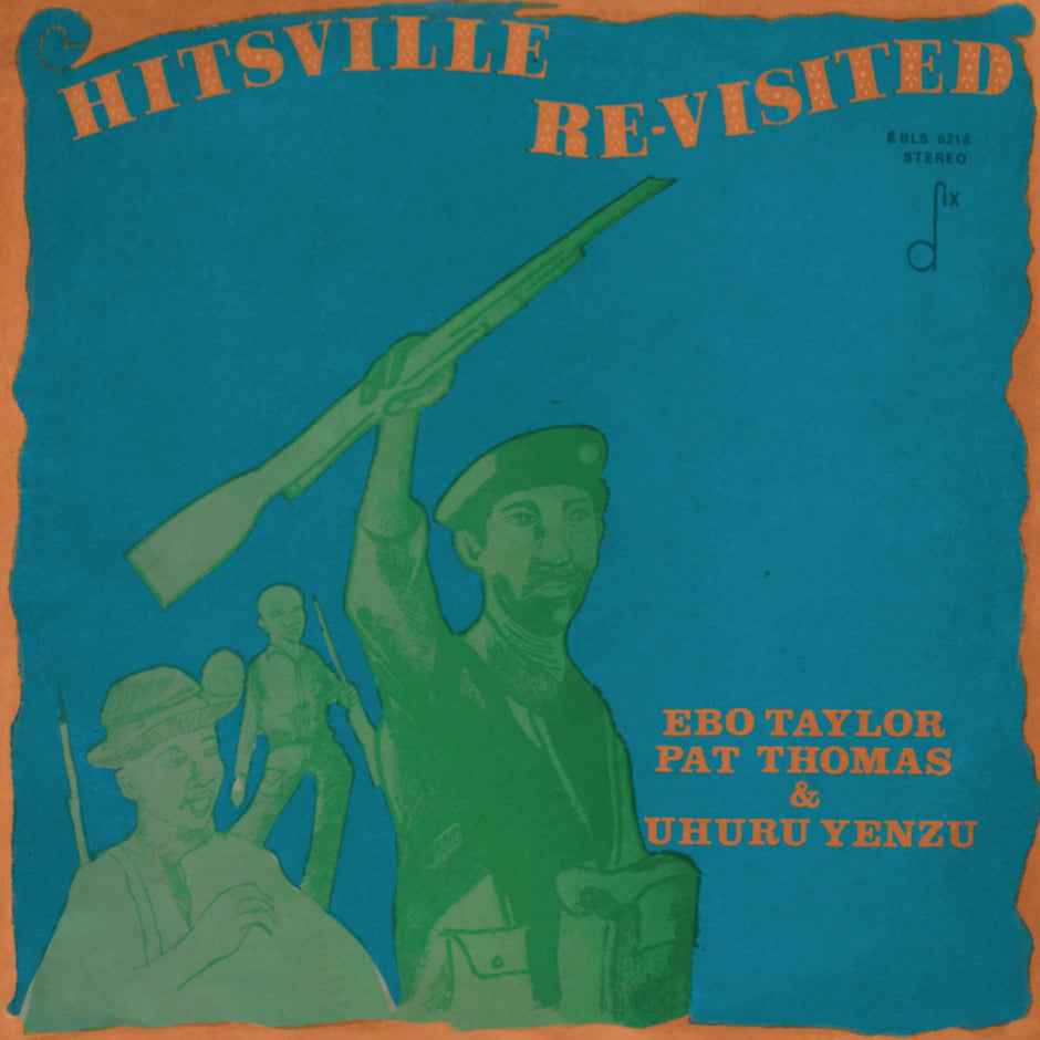 Ebo Taylor - Hitsville Revisited LP