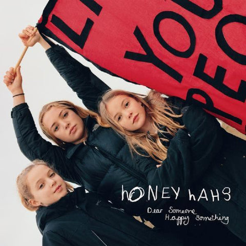 Honey Hahs - Dear Someone, Happy Something LP