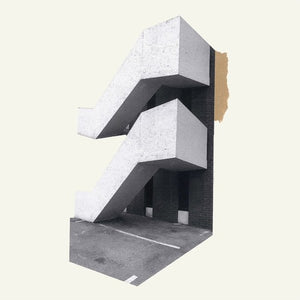 Damien Jurado - The Horizon Just Laughed LP