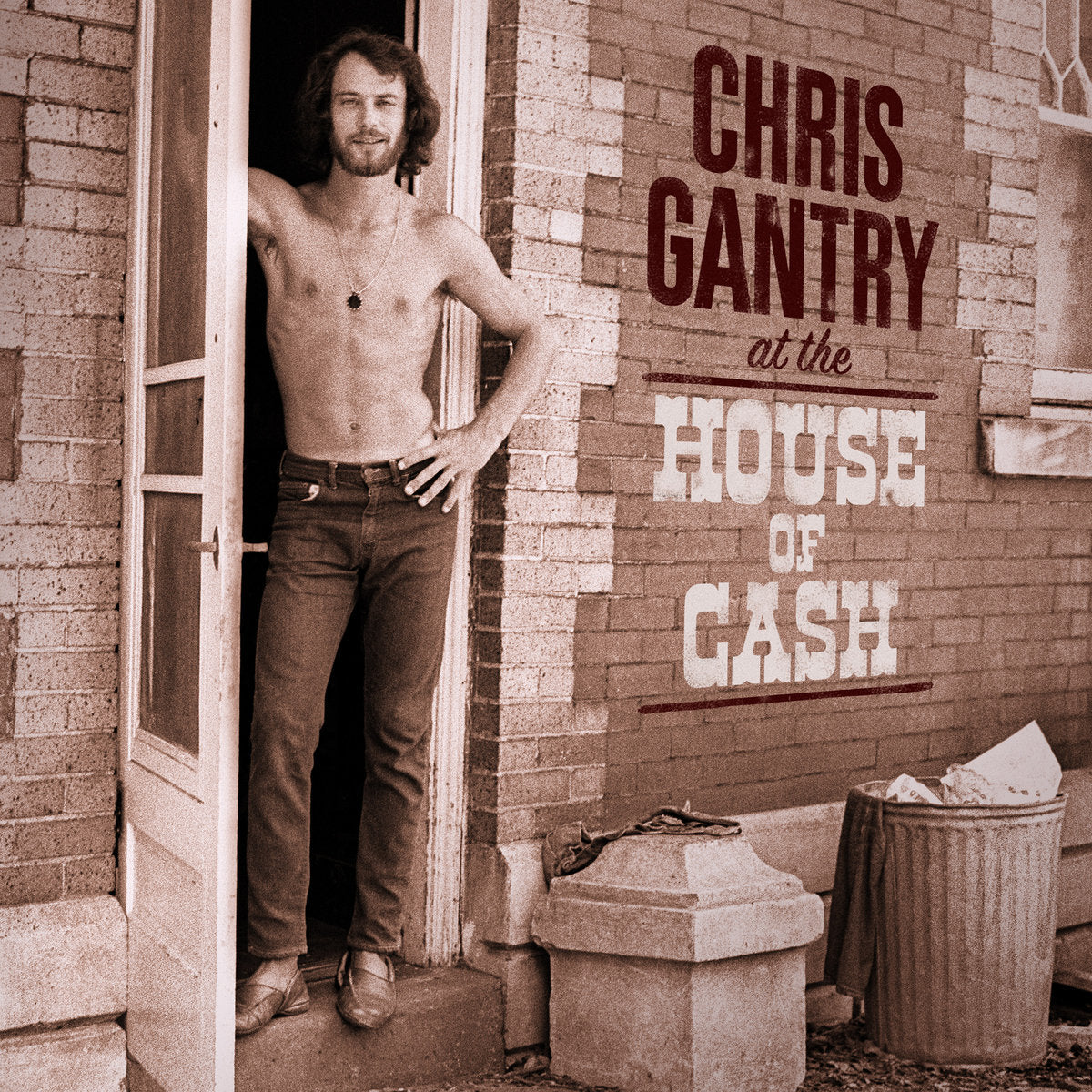 Chris Gantry - At the House of Cash LP