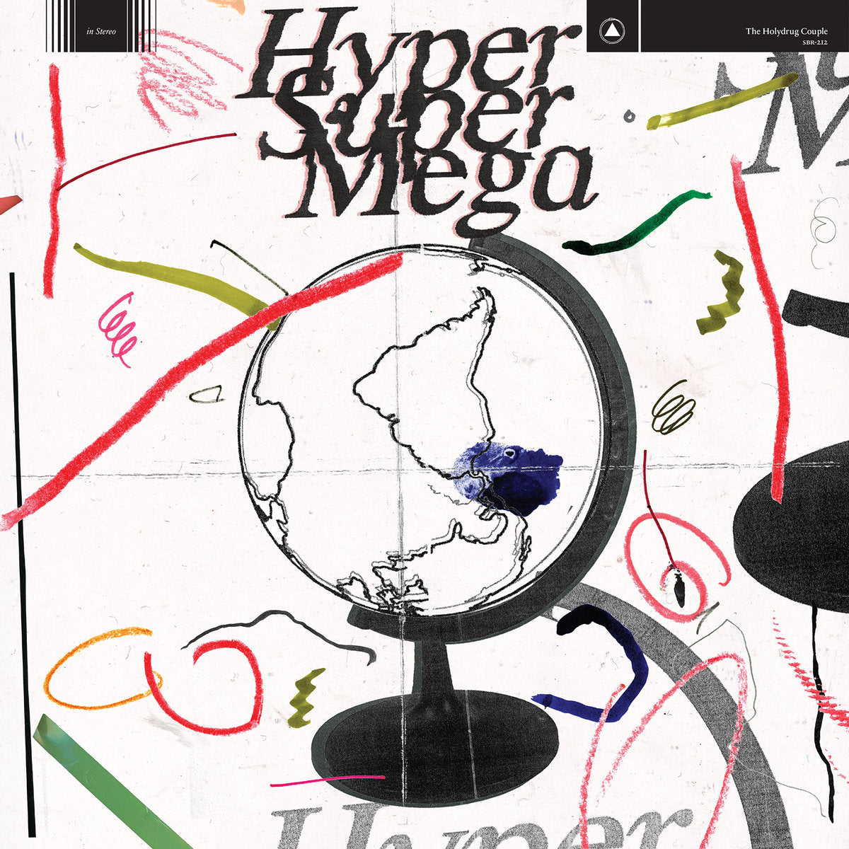 Holydrug Couple - Hyper Super Mega LP