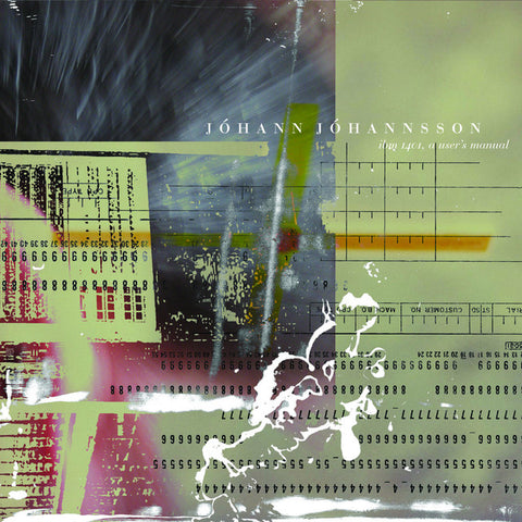 Johann Johannsson - IBM 1401 A User's Manual 2LP