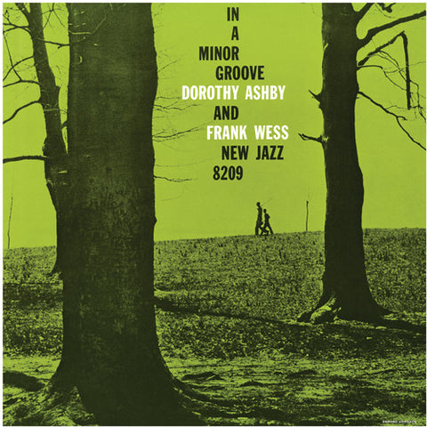 Dorothy Ashby & Frank Wess - In a Minor Groove LP