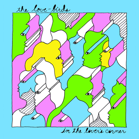 The Love-Birds - In the Lover's Corner LP