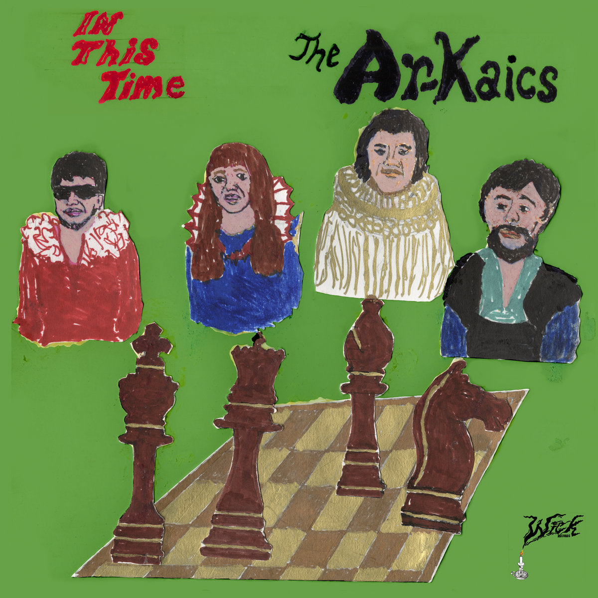 The Ar-Kaics - In This Time LP