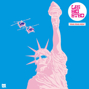 Les Big Byrd - Iran Iraq IKEA LP