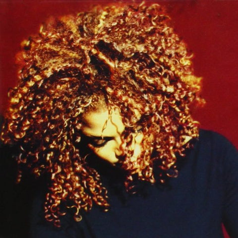 Janet Jackson - The Velvet Rope 2LP