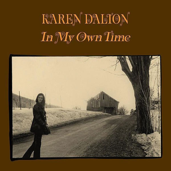 Karen Dalton - In My Own Time LP