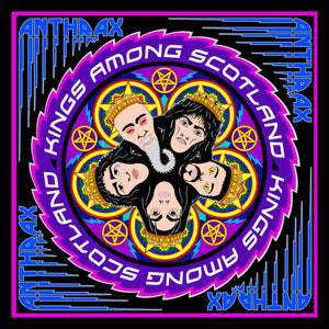 Anthrax - Kings Among Scotland 3LP