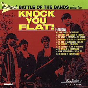 Various - The Northwest Battle Of The Bands Vol. 2: Knock You Flat! LP