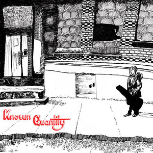 Willie Lane - Known Quantity LP