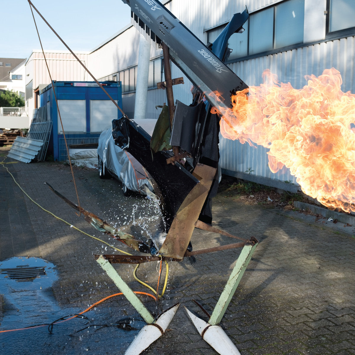 Tim Hecker - Konoyo 2LP