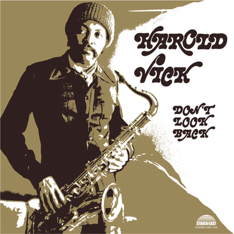 Harold Vick - Don't Look Back LP