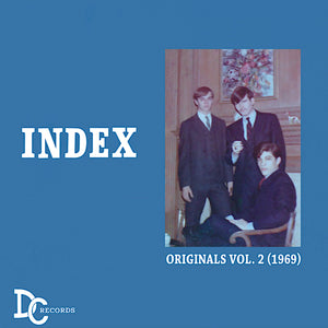 Index - Originals Vol. 2 (1969) LP