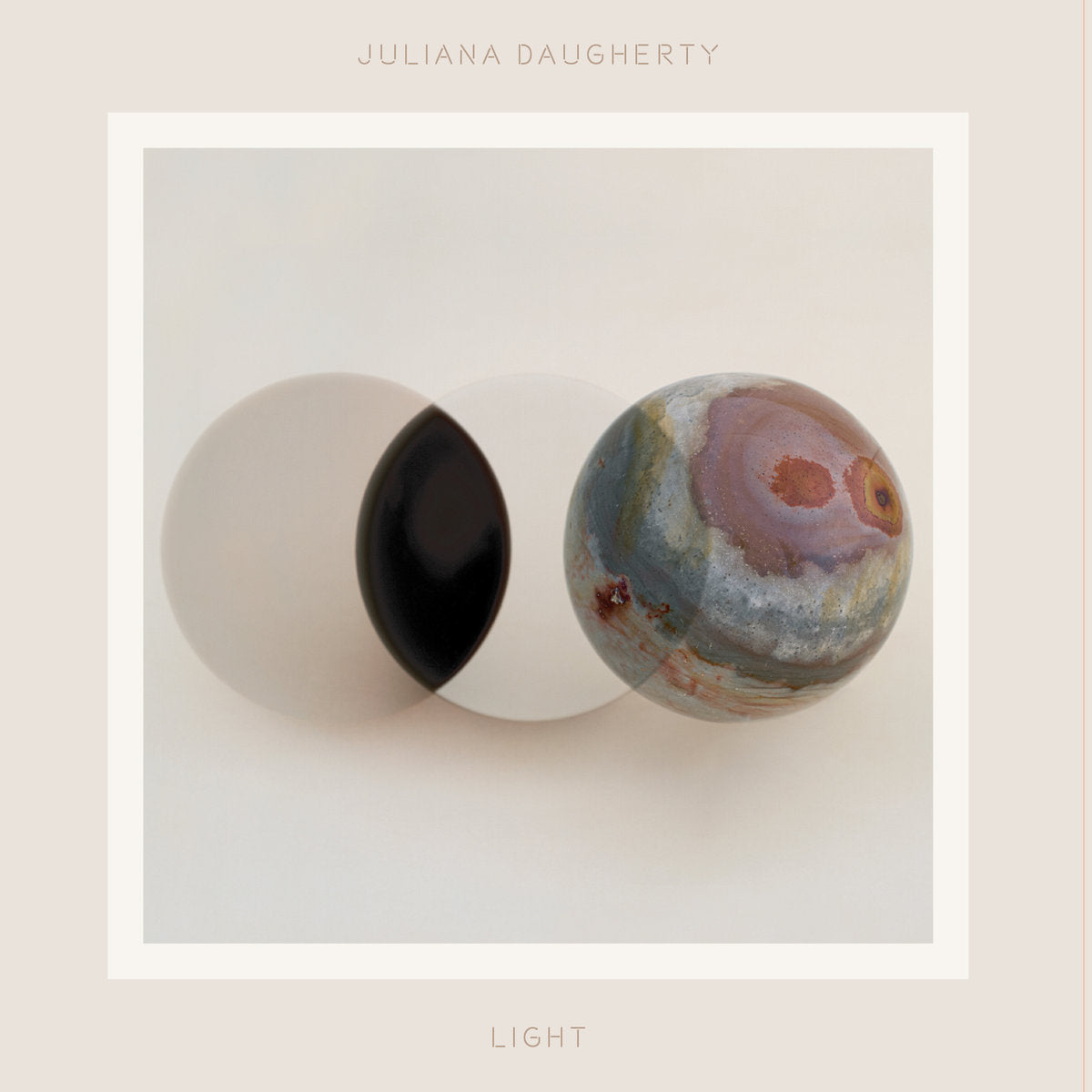 Juliana Daugherty - Light LP
