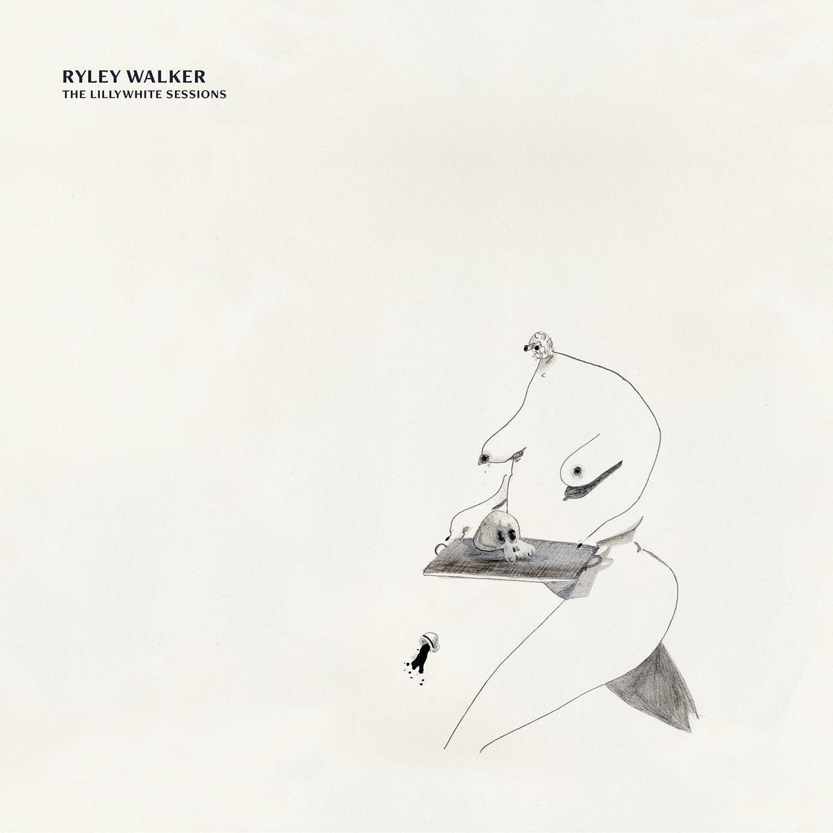 Ryley Walker - The Lillywhite Sessions 2LP