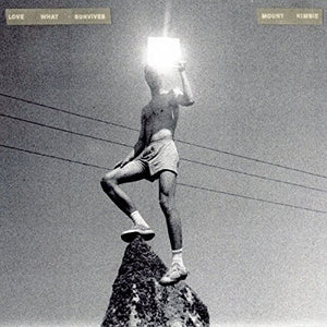 Mount Kimbie - Love What Survives LP (Ltd Indie-Only White Vinyl Edition)