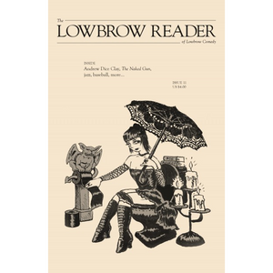 The Lowbrow Reader: Issue 11