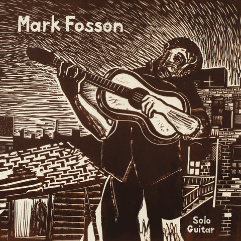 Mark Fosson - Mark Fosson LP