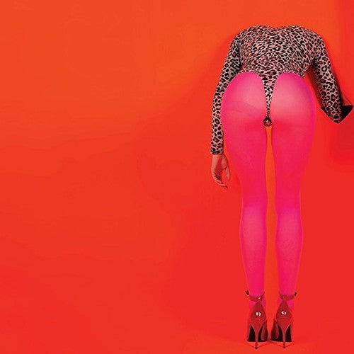 St. Vincent - Masseduction LP (Ltd Pink Vinyl Edition)