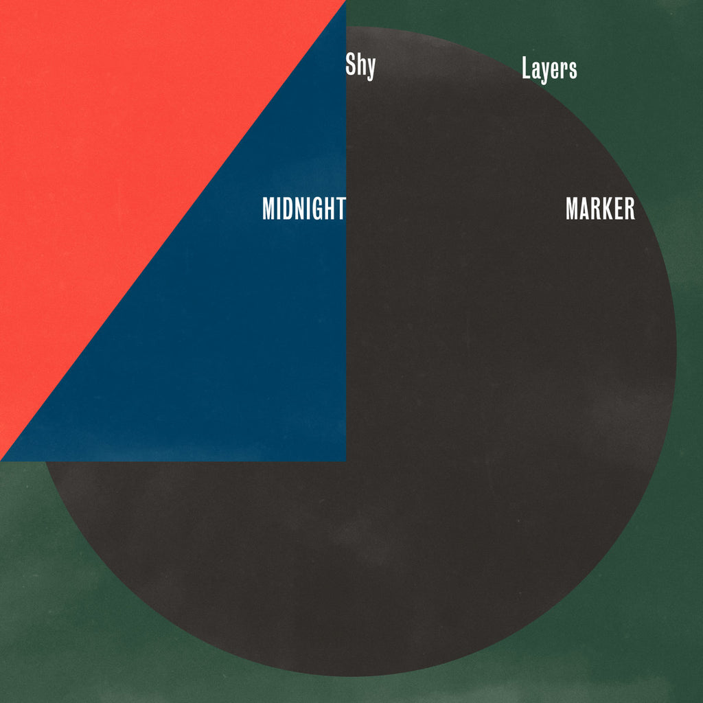 Shy Layers - Midnight Markers LP