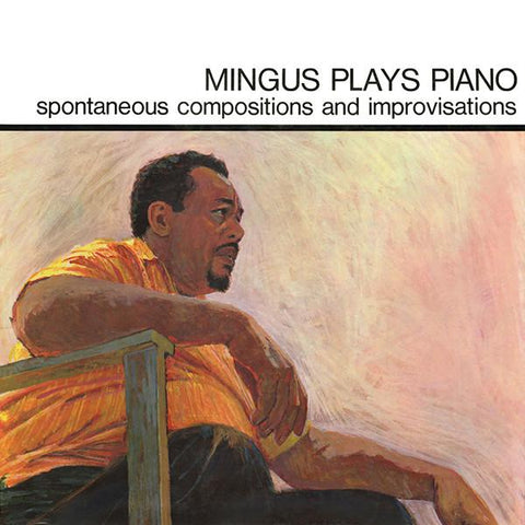 Charles Mingus - Mingus Plays Piano LP