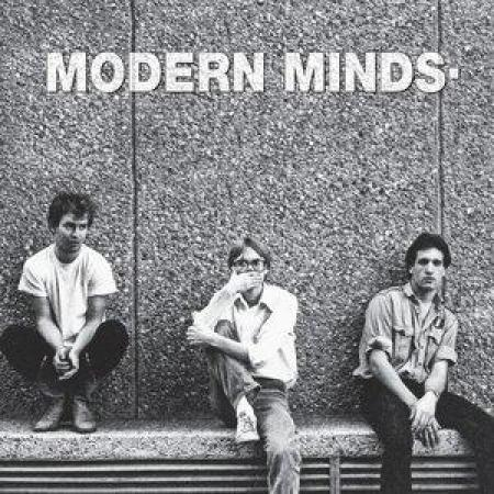 The Modern Minds - Go LP