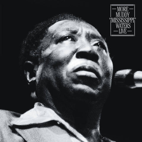 "Muddy Waters - More Muddy ""Mississippi"" Waters Live 2LP"