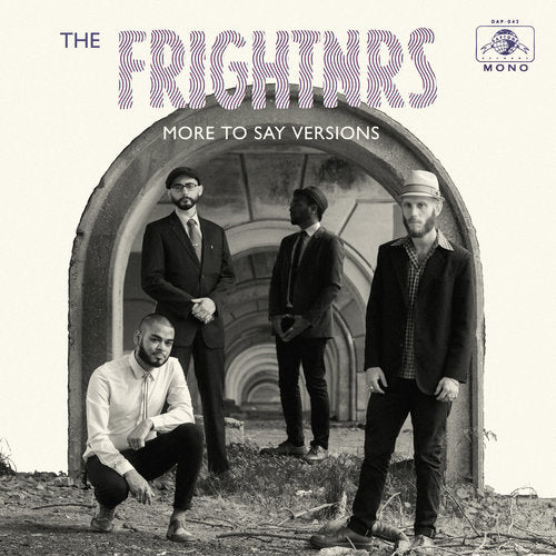 The Frightnrs - More to Say Versions LP (Ltd 3D Cover Edition)