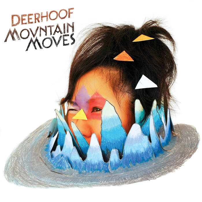 Deerhoof - Mountain Moves LP (Ltd Blue Vinyl Edition)