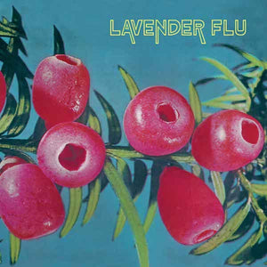 Lavender Flu - Mow the Glass LP