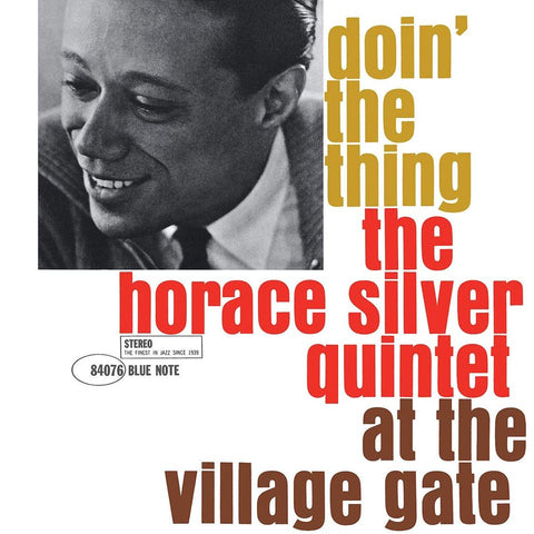 Horace Silver - Doin' The Thing LP