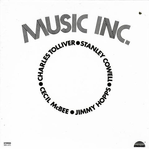 Music Inc., - Music Inc. LP