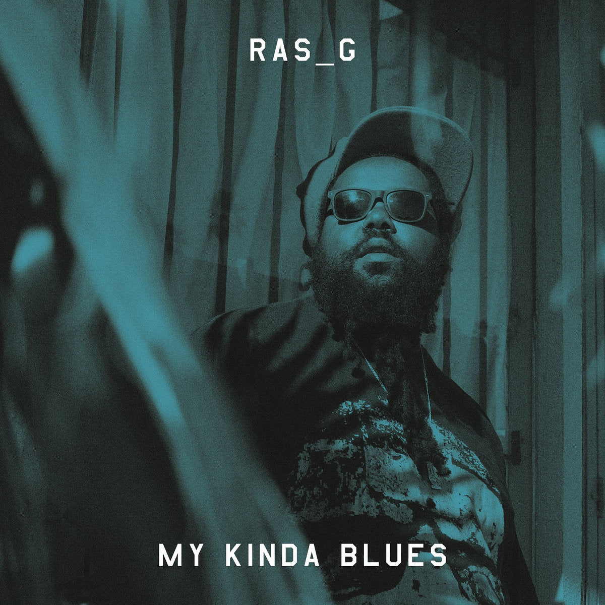 Ras G - My Kinda Blues LP