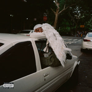 Blood Orange - Negro Swan 2LP (Deluxe Orange Vinyl Edition)