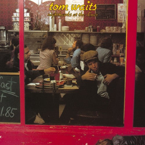 Tom Waits - Nighthawks at the Diner 2LP