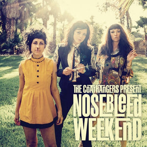 The Coathangers - Nosebleed Weekend LP (Ltd First Aid Vinyl Edition)