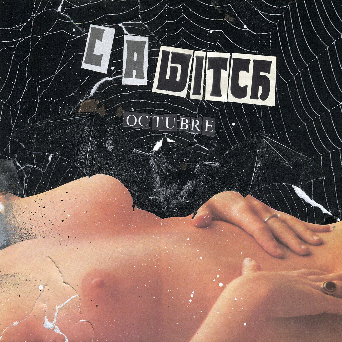 L.A. Witch - Octubre LP (Ltd Halloween Orange Vinyl Edition)