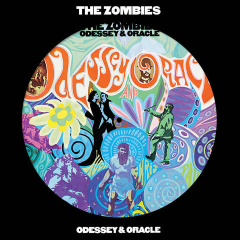 The Zombies - Odessey & Oracle LP (Picture Disc)