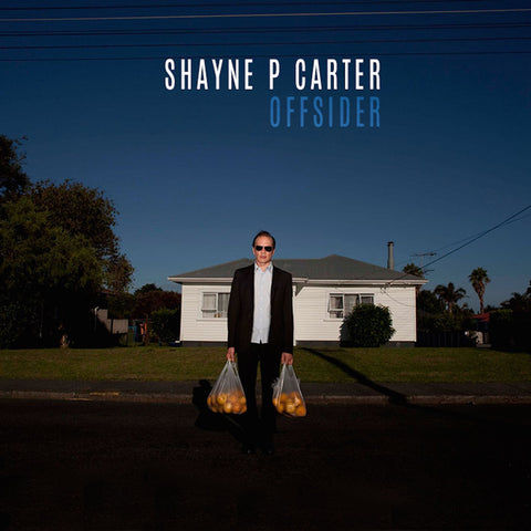 Shayne P. Carter - Offsider LP