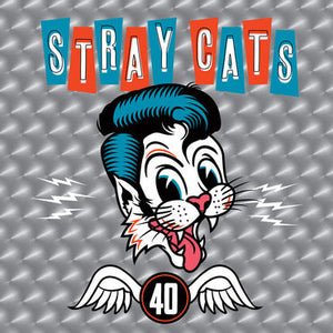 Stray Cats - 40 LP