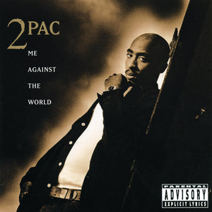 2PAC - Me Against the World 2LP