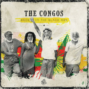 The Congos - Back in the Black Ark 2LP