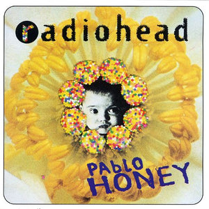 Radiohead - Pablo Honey LP