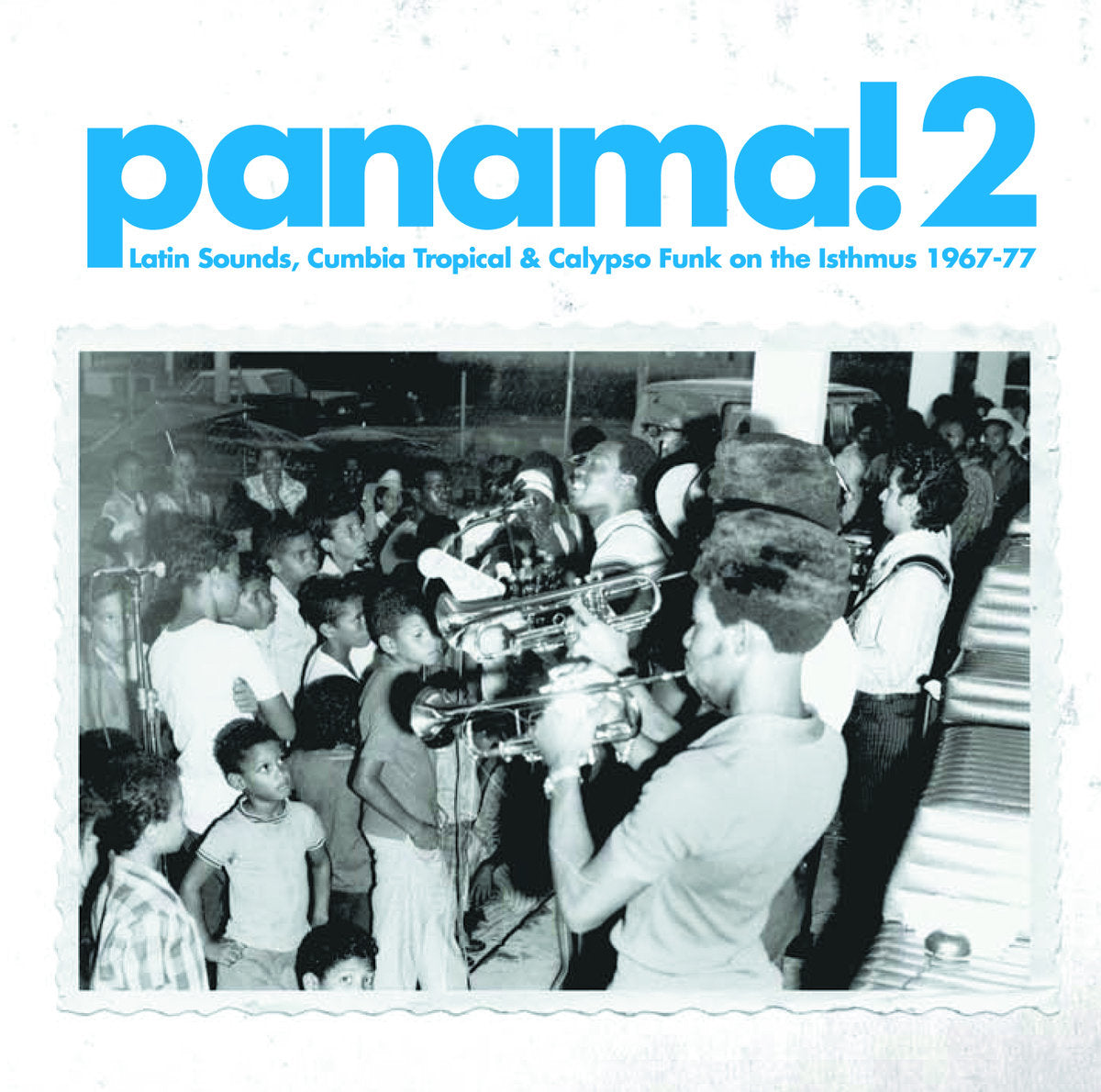 Various - Panama! 2: Latin Sounds, Cumbia Tropical & Calypso Funk On The Isthmus 1967-77 2LP
