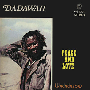 Dadawah - Peace & Love LP