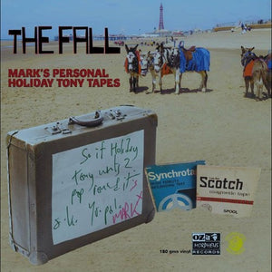 The Fall - Mark's Personal Holiday Tony Tapes LP